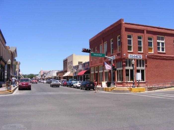 5. Silver City