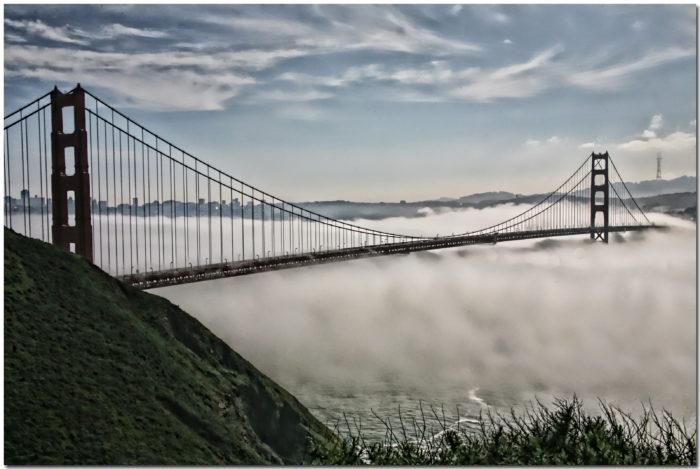 8. Golden Gate Bridge