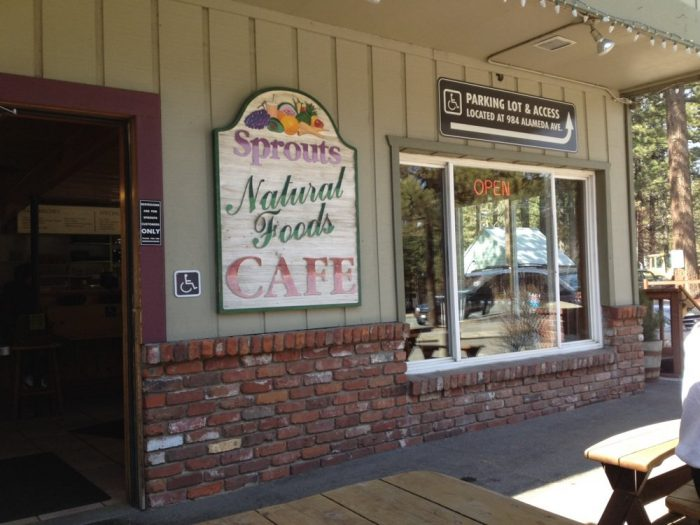 4. Sprouts Cafe, South Lake Tahoe
