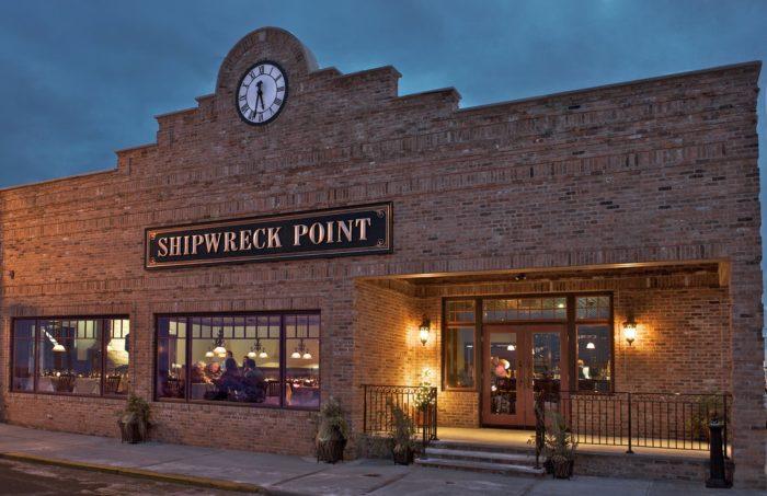 7. Shipwreck Point, Point Pleasant Beach