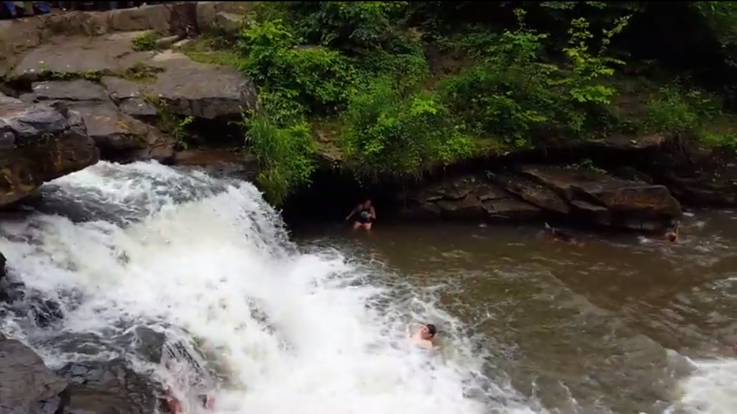 5 Best Swimming Holes Near Pittsburgh