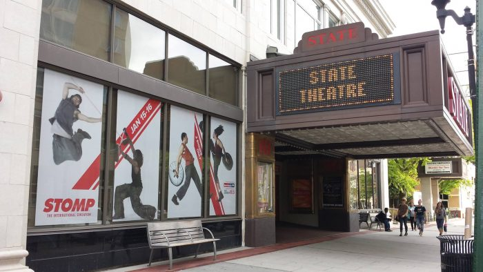 9. Summer Movies at the State Theatre, New Brunswick