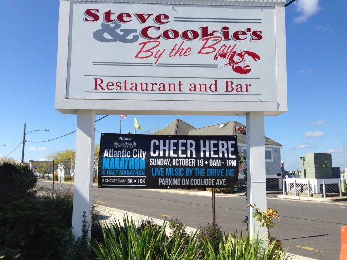 12. Steve & Cookie's By the Bay, Margate City
