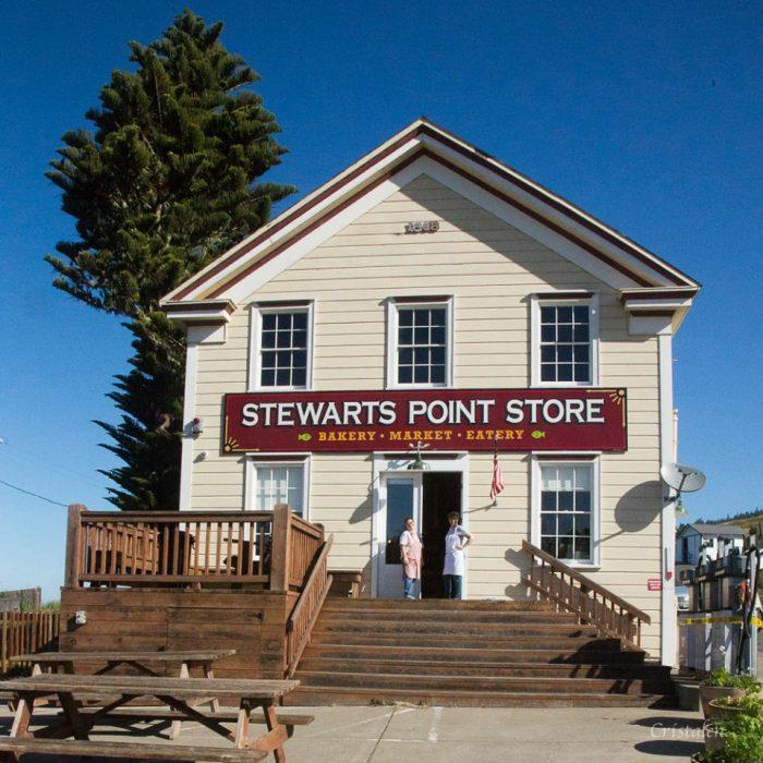 10. Stewart's Point General Store