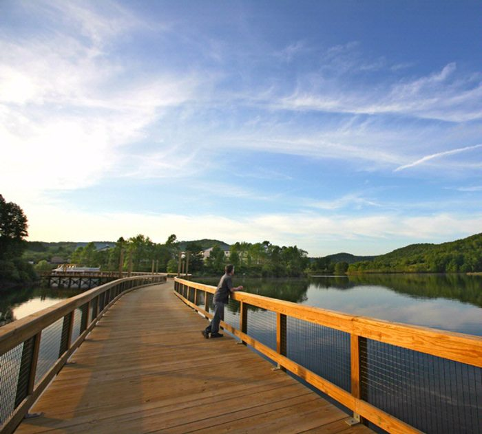 8. Stonewall Resort, Lewis County