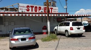 6. Stop & Eat Drive-In, 110 S Paseo De Onate, Espanola