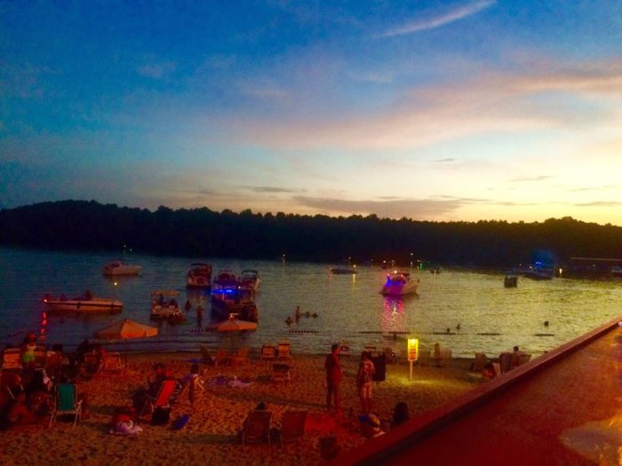 4. Sunset Cove Beach Café and Club—7000 Holiday Rd Buford, GA 30518