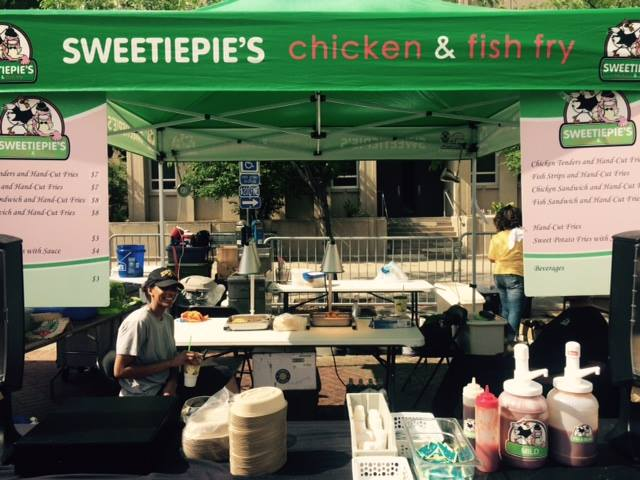5. Sweetiepie's Chicken and Fish Fry (now Sugapeach), North Liberty