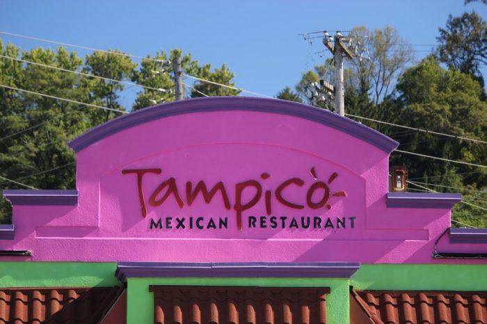 10. Tampico Mexican Restaurant, Parkersburg