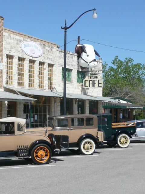 6. Texan Cafe (Hutto)