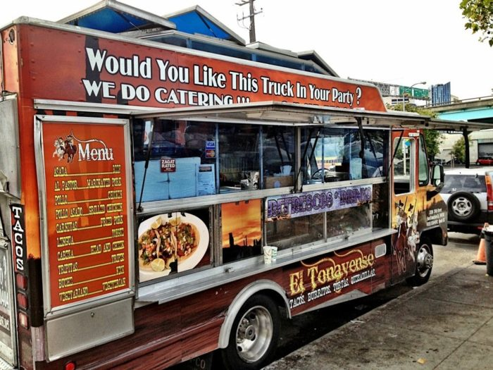 Food Trucks In Northern California