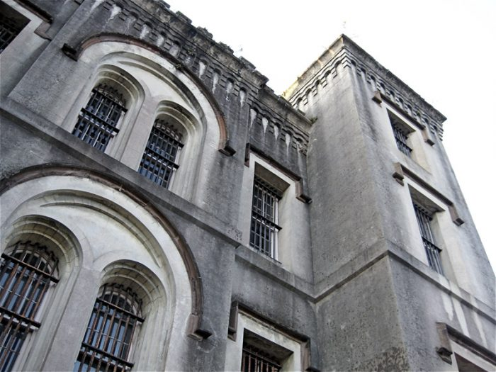 3. Tour one of the state's most haunted buildings.