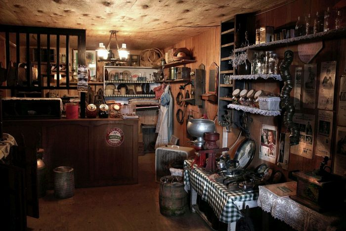 3. Happy Camp General Store, Siskiyou County