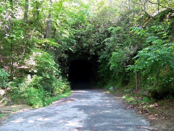 This Unique Tunnel In South Carolina Is Perfect For Exploring