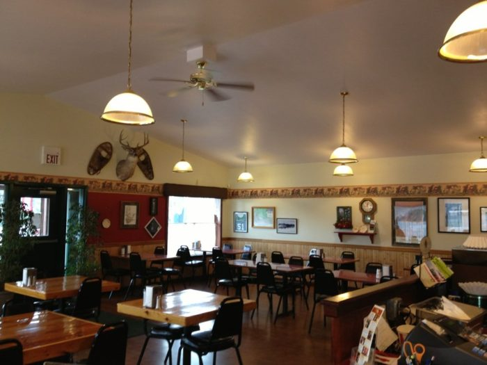 2. Pop's Place Family Restaurant, Seeley Lake