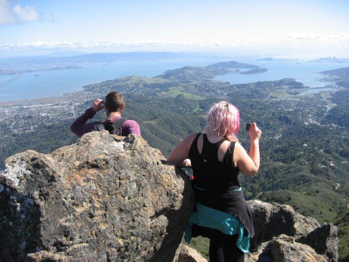 2. Mt. Tamalpais