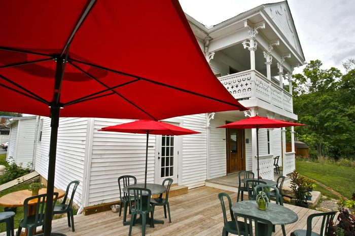 8. Vandal's Kitchen, Fayetteville