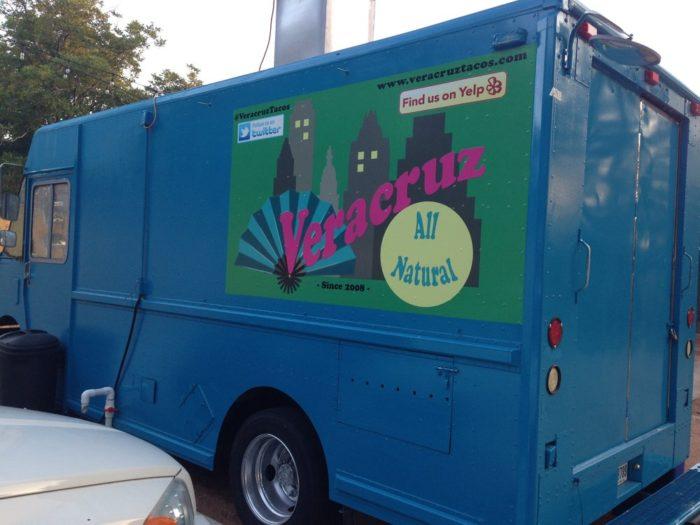 1. The Migas at Veracruz All Natural (Austin)
