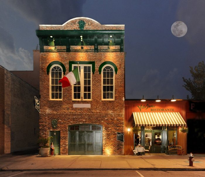 1. Villa Tronco Italian Restaurant - 1213 Blanding St, Columbia, SC 29201