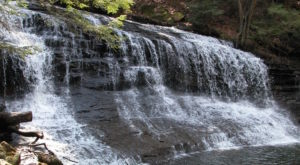 8 Unbelievable Pennsylvania Waterfalls Hiding In Plain Sight… No Hiking Required