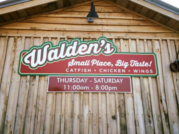Walden S Restaurant Covington Ga