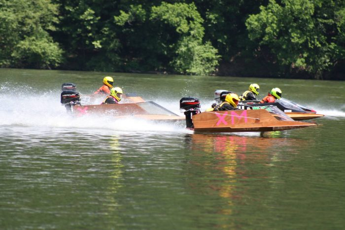 4. West Virginia State Water Festival, Hinton