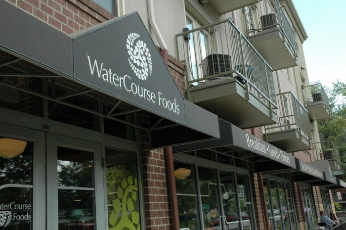 4. Watercourse Foods - 837 E 17th Ave