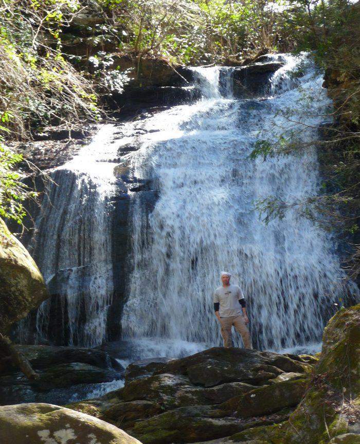 11. Take a South Carolina waterfalls roadtrip.