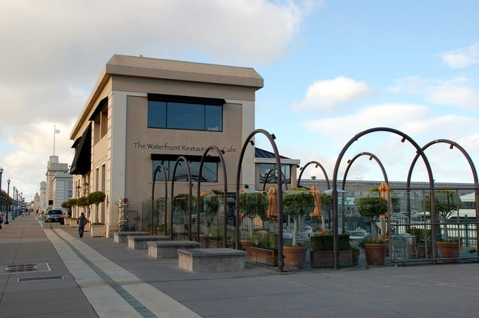 2. The Waterfront: Pier 7, The Embarcadero