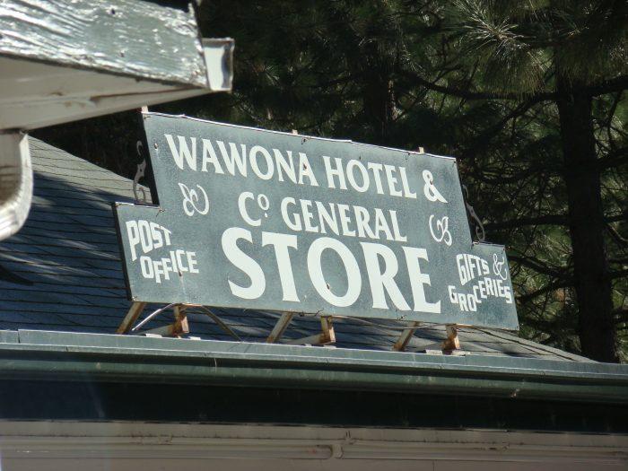 8. Wawona General Store, Yosemite