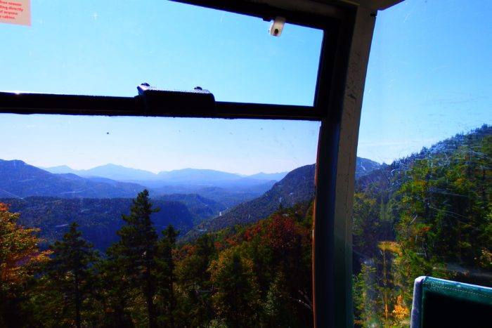 What many consider to be some of the best views you'll find in the entire country, this gondola ride is like nothing you've ever experienced!