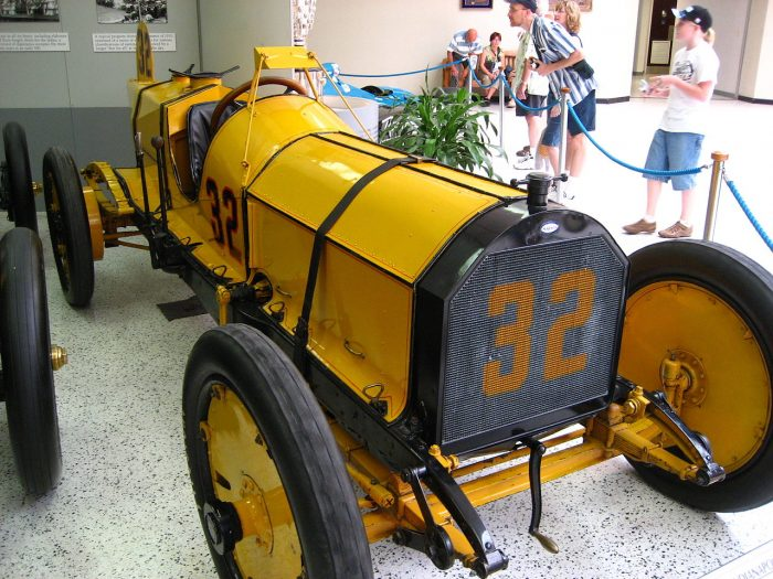 4. The Indy 500 Officially Began in 1911