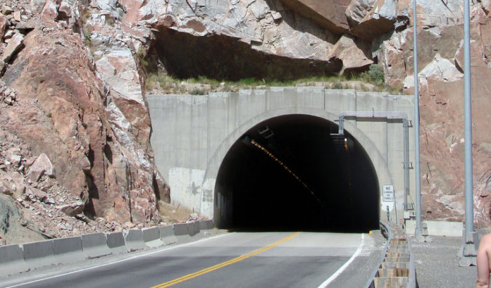 Most People Have No Idea This Unique Tunnel In Wyoming Exists