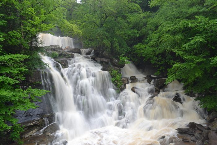 13. Our waterfalls will completely drop your jaw.