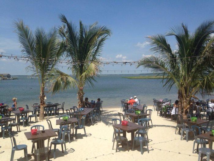 1. Macky's Bayside Bar & Grill, Ocean City