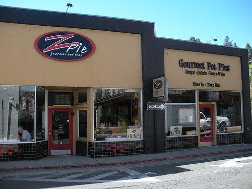 Z- Pie --  3182 Center Point Street