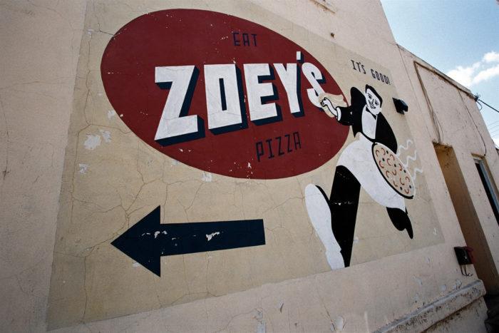 7. Zoey's Pizzeria, Marion