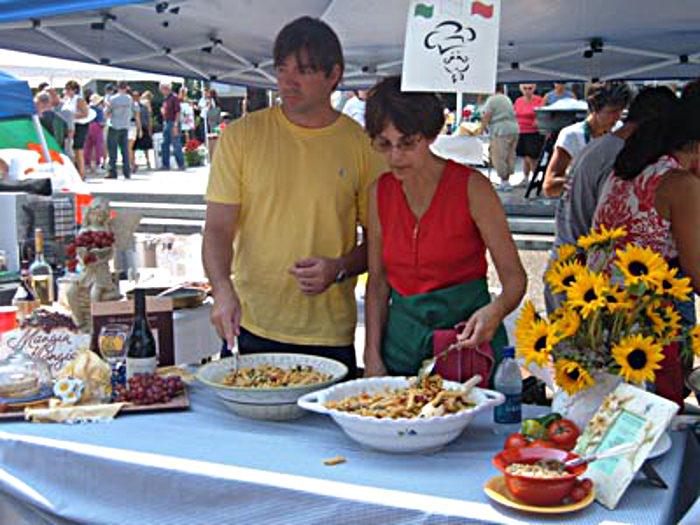 5. West Virginia Italian Heritage Festival, Clarksburg