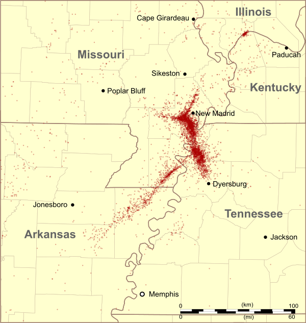 1. Earthquakes