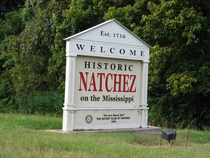 1. Natchez is the oldest permanent settlement on the Mississippi River.
