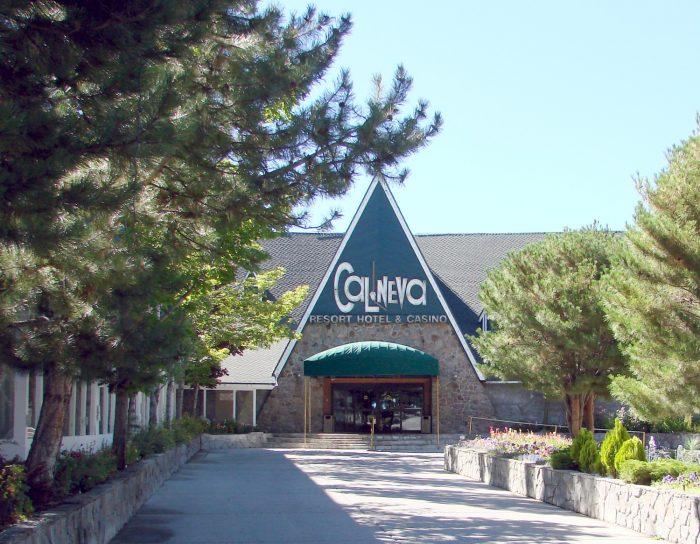 Cal-Neva hotel Lake Tahoe