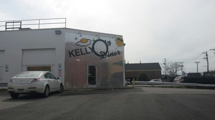 1. Kelly O's Diner in the Strip - 2400 Smallman Street