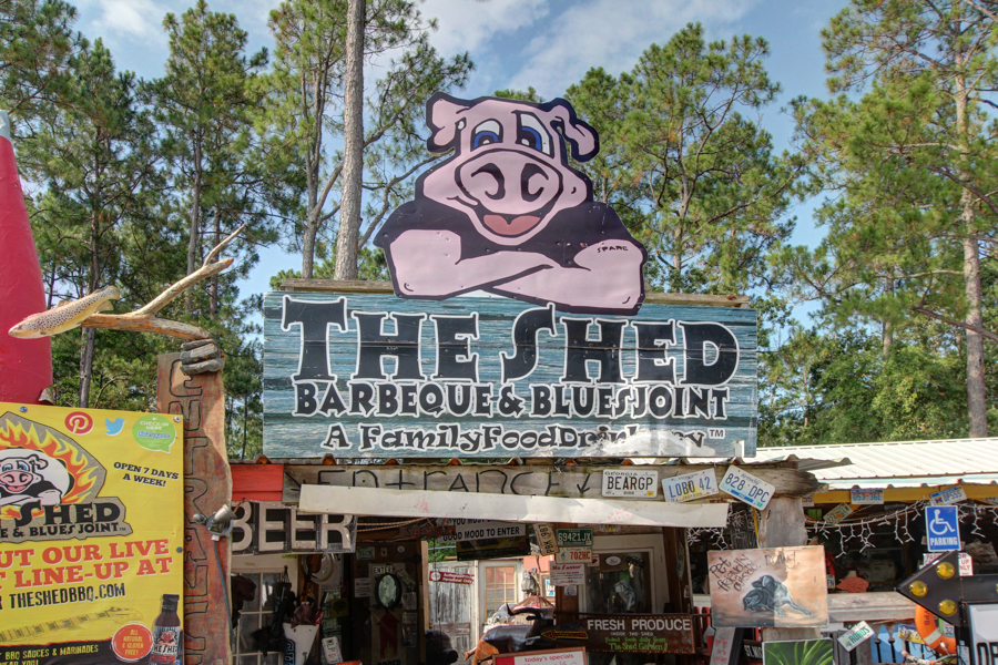 The Shed The Best Barbecue Restaurant In Mississippi