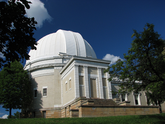 1. Allegheny Observatory