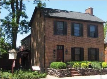 1. Farnsworth House-Inn Restaurant, Gettysburg