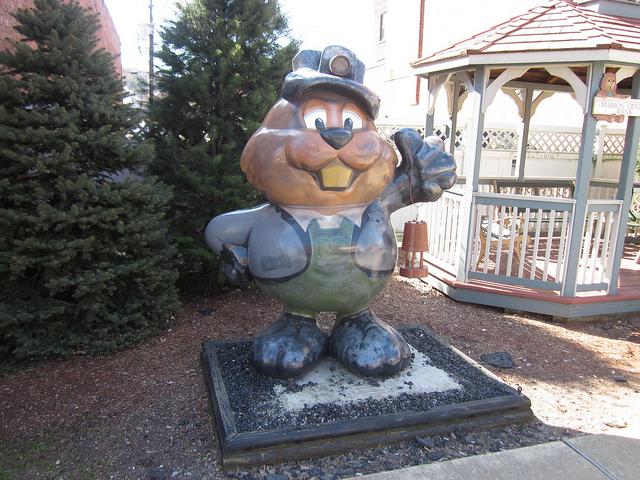 1. Visit Pennyslvania's most popular groundhog in Punxsutawney.