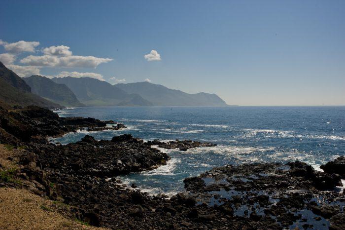 1. Kaena Point State Park