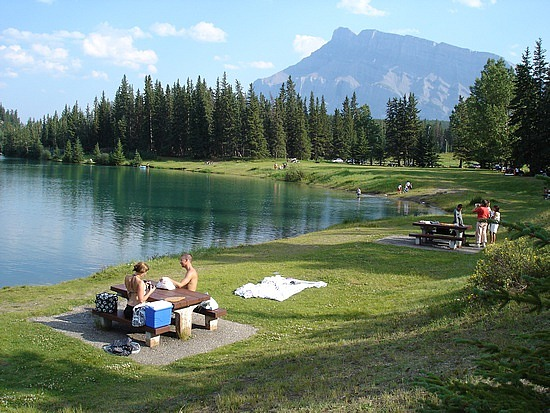 6. Red Meadow Lake Campground, Flathead National Forest