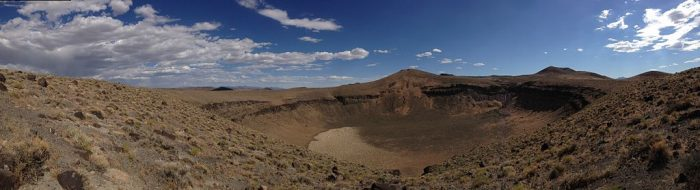 10.Lunar Crater National Natural Landmark, Great Basin