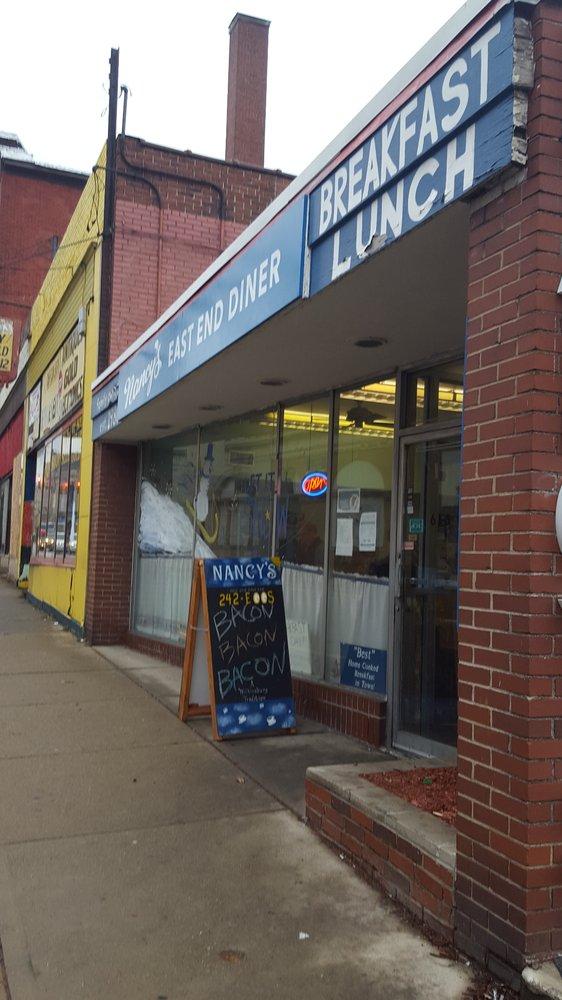 9. Nancy's East End Diner – 616 South Avenue